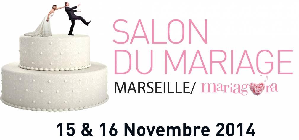 Salon du mariage de marseille 2014 reception maelys for Salon de the marseille
